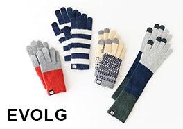 EVOLG/手袋の画像