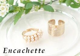 Encachette/アンキャシェット/アクセサリーの画像