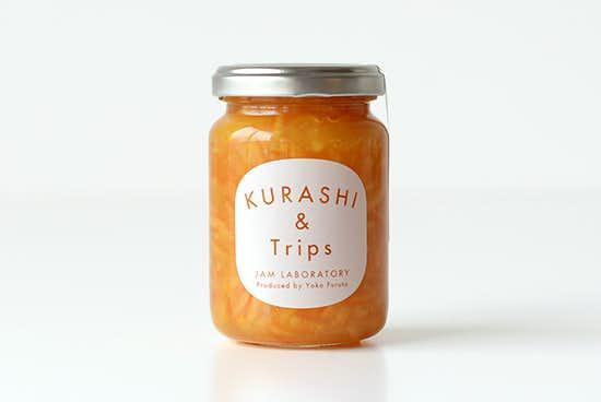 樹成りネーブルオレンジのママレードの商品写真