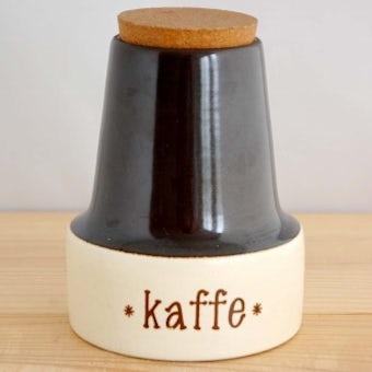 デンマーク/SOHOLM/スーホルム/陶器のポット大(コーヒー)の商品写真