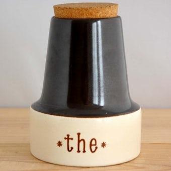 デンマーク/SOHOLM/スーホルム/陶器のポット大(ティー)の商品写真