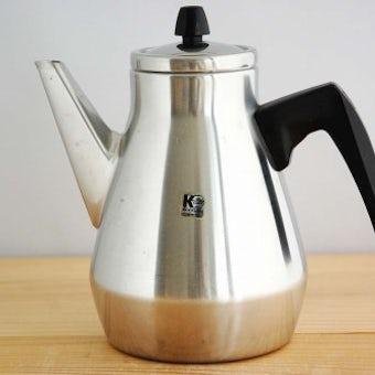 KOCKUMS/ステンレス製コーヒーポット(1リットル)の商品写真