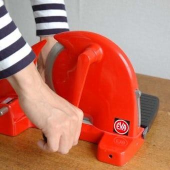 デンマーク製/折りたたみ可能な卓上用のブレッドスライサーの商品写真