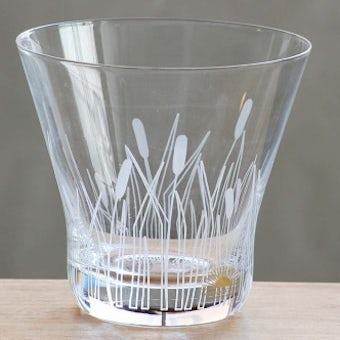 【30%OFF】Giarimi/ジアリーミ/C.Cシーショアローボールグラス(ラベンダー)の商品写真