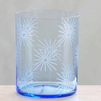 Giarimi/ジアリーミ/FEAST/ウォーターグラス(ブルー)ボックス入りの商品写真