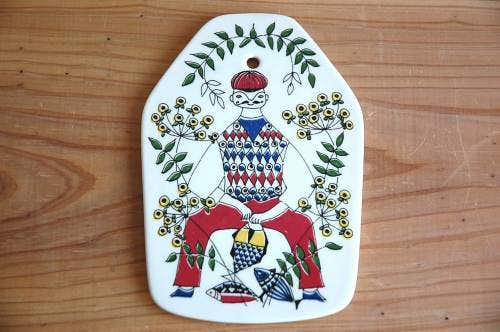 FIGGJO/フィッギオ/Mons og Milleシリーズ/陶器のチーズボードの商品写真