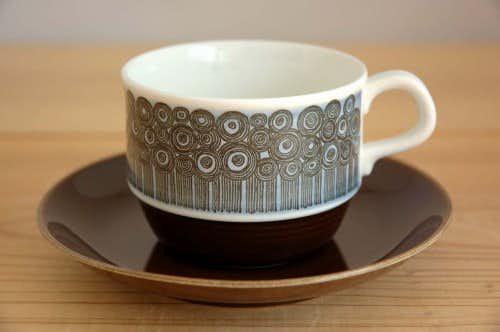 RORSTRAND/ロールストランド/AMANDA/アマンダ/コーヒーカップ&ソーサーの商品写真