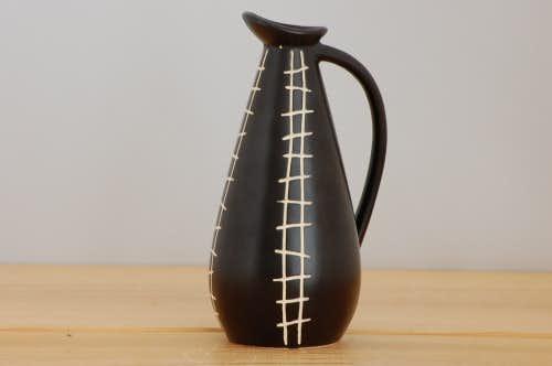 スウェーデンで見つけた陶器の一輪挿しの商品写真