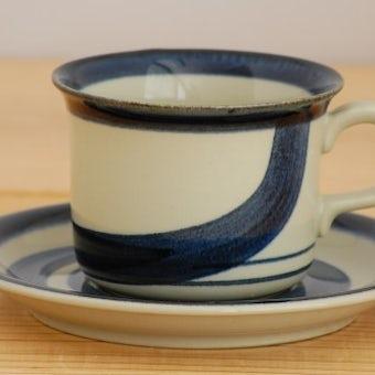 RORSTRAND/ロールストランド/GLUNT/コーヒーカップ&ソーサーの商品写真