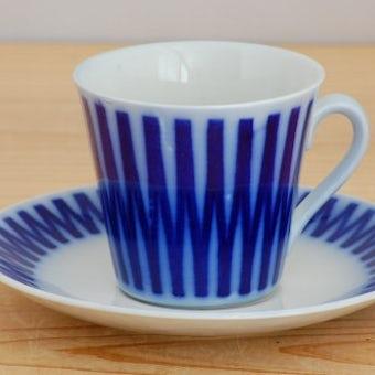 GEFLE/ゲフル(Upsala Ekeby/ウプサラエクビイ)/CLEO/コーヒーカップ&ソーサーの商品写真