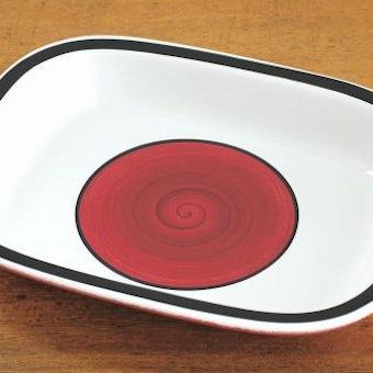 RORSTRAND/ロールストランド/CARMEN/カルメン/深皿(長方形)の商品写真