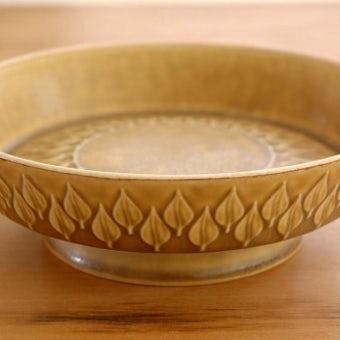 デンマーク/RELIEF/レリーフ/フルーツ皿(コンポート)の商品写真