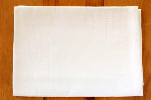 【取扱い終了】リトアニアのリネン/チパ/バスタオル(Lサイズ)/ホワイトの商品写真