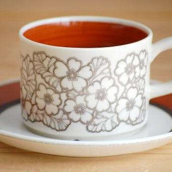 GEFLE/ゲフル/AGNETA/コーヒーカップ&ソーサーの商品写真