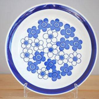 RORSTRAND/ロールストランド/ANEMON/アネモン/ディナープレート(24cm、ブルー)の商品写真