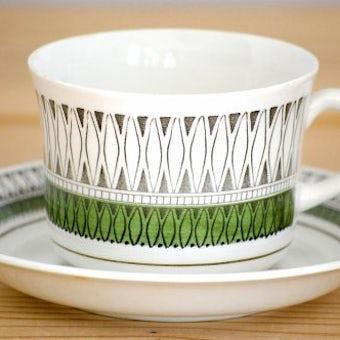 Upsala Ekeby/ウプサラエクビイ/MEXICO/メキシコ/ティーカップ&ソーサーの商品写真