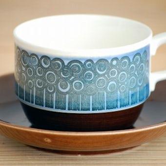 RORSTRAND/ロールストランド/AMANDA/アマンダ/ティーカップ&ソーサーの商品写真