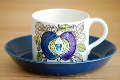 RORSTRAND/ロールストランド/EDEN/エデン/コーヒーカップ&ソーサーの商品写真