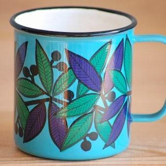 FINEL/フィネル/ホーロー製マグカップの商品写真