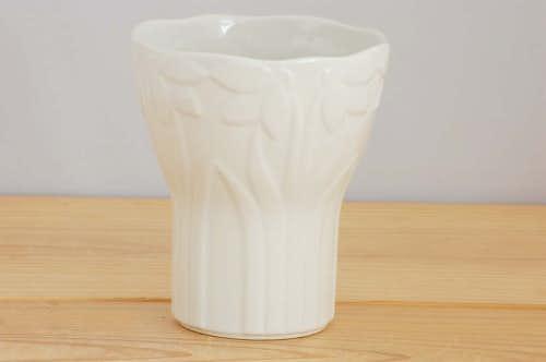 GUSTAVSBERG/グスタフスベリ/Varblomster/陶器の花瓶(ホワイト)の商品写真