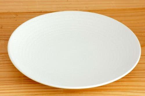 RORSTRAND/ロールストランド/Bla Eld/プレート(19cm、ホワイト)の商品写真