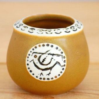 GUSTAVSBERG/グスタフスベリ/リサ・ラーソン/陶器のシガーレットポット(鳥)の商品写真