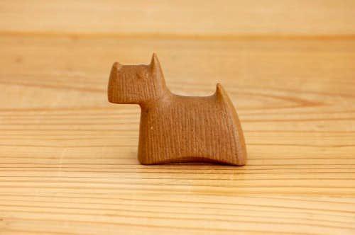 Stig Lindberg/スティグ・リンドベリ/陶器の犬のオブジェの商品写真