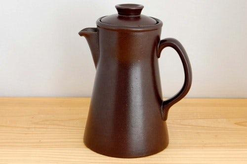 GUSTAVSBERG/グスタフスベリ/stig lindberg/TERMA/テルマ/陶器のコーヒーポット1の商品写真
