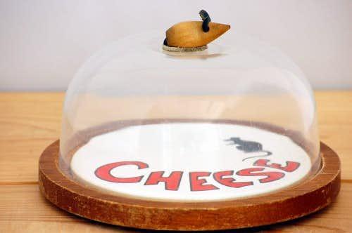 スウェーデンで見つけたユニークなデザインのチーズドームの商品写真