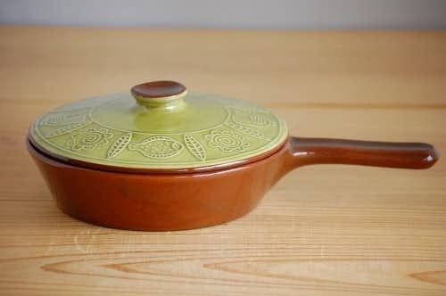 スウェーデン/GABRIEL/ガブリエル釜/陶器のソースパンの商品写真