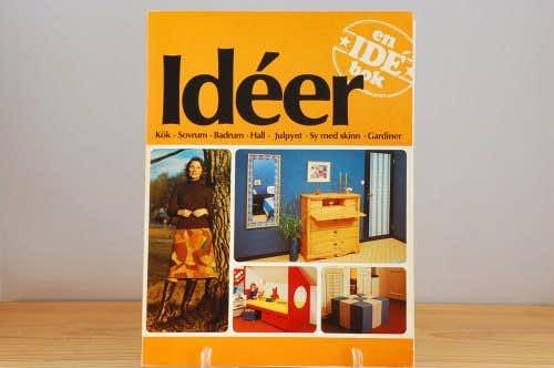 スウェーデンで見つけた古い本(インテリアや縫製、ガーデニングのアイデア帳)の商品写真