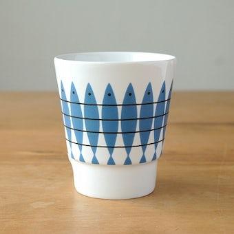 【取扱い終了】Almedahls/アルメダールス/マグカップ/フィッシュの商品写真