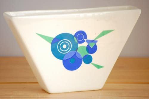 デンマークで見つけた陶器のコーヒーフィルター入れの商品写真