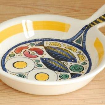 スウェーデン/JIE釜/陶器のスキレット(ヤンソンの誘惑)の商品写真