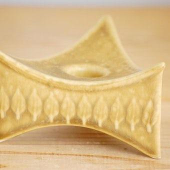 デンマーク/Relief/レリーフ/三角形のキャンドルスタンドの商品写真
