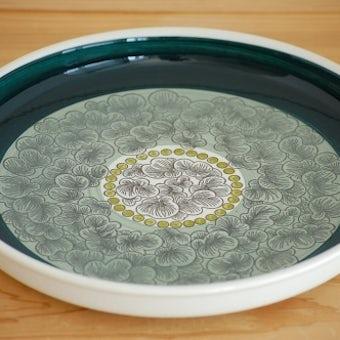 RORSTRAND/ロールストランド/MELINA/ラウンドプレート(深皿)大の商品写真