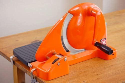 デンマーク/EVA社/ブレッドスライサー(オレンジ)の商品写真