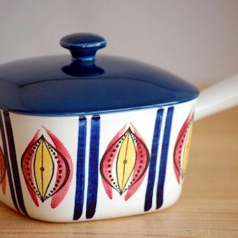RORSTRAND/ロールストランド/Delikat/陶器のソースパンの商品写真