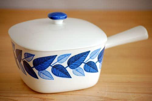 RORSTRAND/ロールストランド/GRILL/陶器のソースパンの商品写真