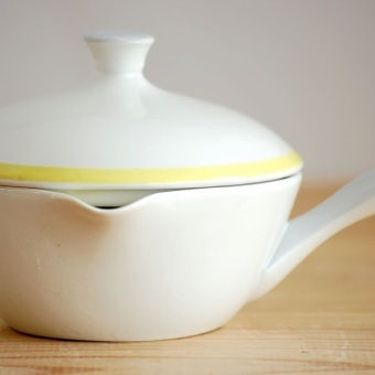 GUSTAVSBERG/グスタフスベリ/DUETT/陶器のソースパンの商品写真