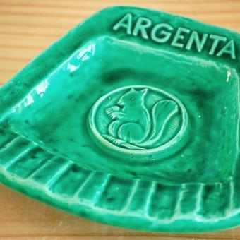 RORSTRAND/ロールストランド/陶器のアッシュトレイ(灰皿)の商品写真