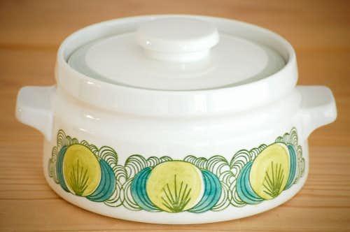 RORSTRAND/ロールストランド/陶器のキャセロールの商品写真
