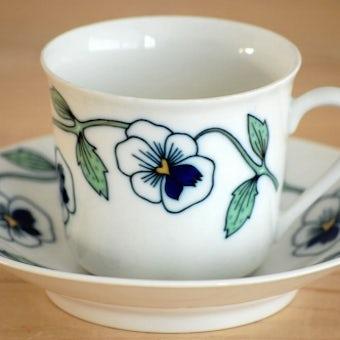RORSTRAND/ロールストランド/SYLVIA/コーヒーカップ&ソーサーの商品写真