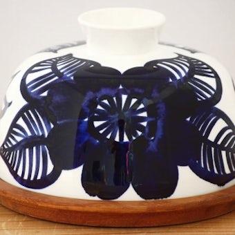 ARABIA/アラビア/ハンドペイントが美しい陶器のチーズドームの商品写真