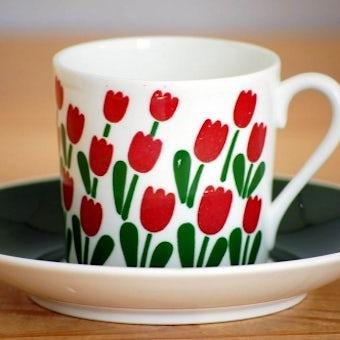 GUSTAVSBERG/グスタフスベリ/JULIANA/コーヒーカップ&ソーサーの商品写真