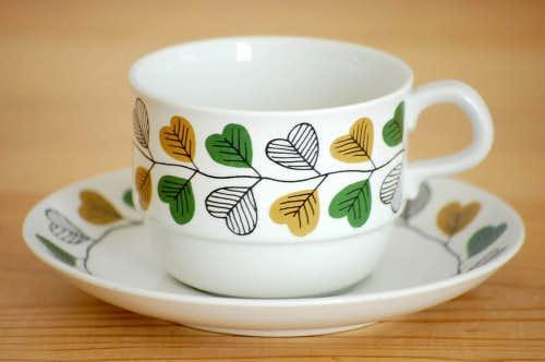 RORSTRAND/ロールストランド/KLOVER/クローバー/コーヒーカップ&ソーサーの商品写真