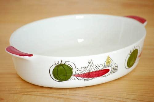 RORSTRAND/ロールストランド/Marianne Westman/VERDURA/グラタン皿(深皿)の商品写真