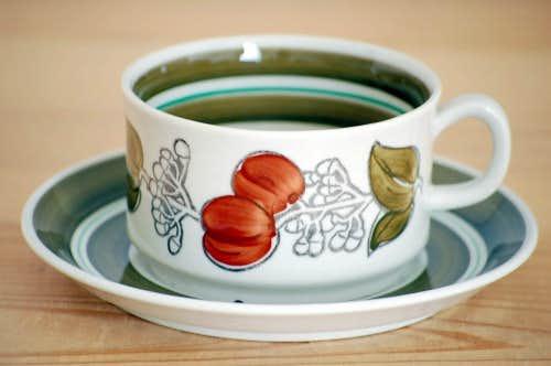 GEFLE/ゲフル/JULIA/ティーカップ&ソーサーの商品写真