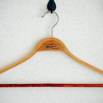 スウェーデンで見つけた古い木製ハンガー(2)の商品写真