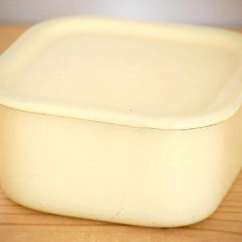 KOCKUMS/コクムス/ホーロー製バターケース(蓋付き)の商品写真